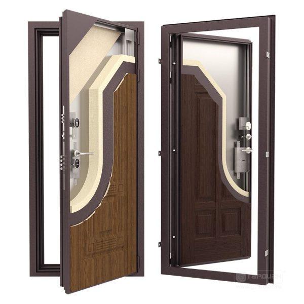 Стальная дверь ГАРДИАН ДС6